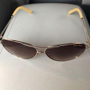 af6b0f64fa Cole Haan Accessories - Cole Haan C669 61 Aviator Sunglasses